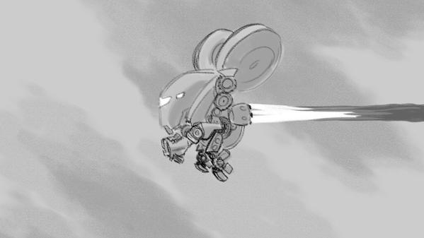 Mech Mice Short